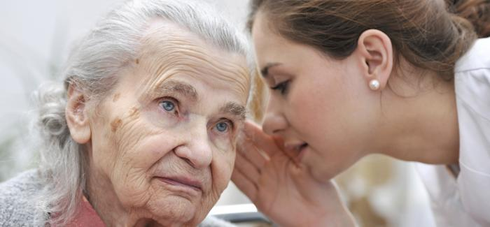 Communication Strategies for Patients with Hearing Loss